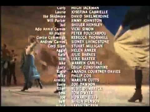 Oklahoma! The Original London Cast (1998) - Finale/Credits