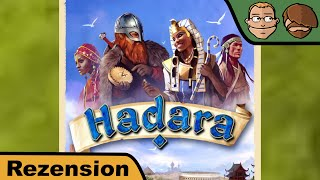 Hadara - Brettspiel – Review