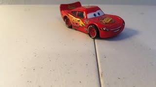 Disney Pixar cars Lightning McQueen review