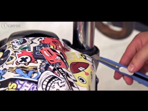 Sticker bombs: a moda dos adesivos