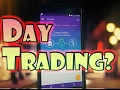 Stash Invest APP - DAY TRADING?  Is it possible to DAY TRADE on Stash?