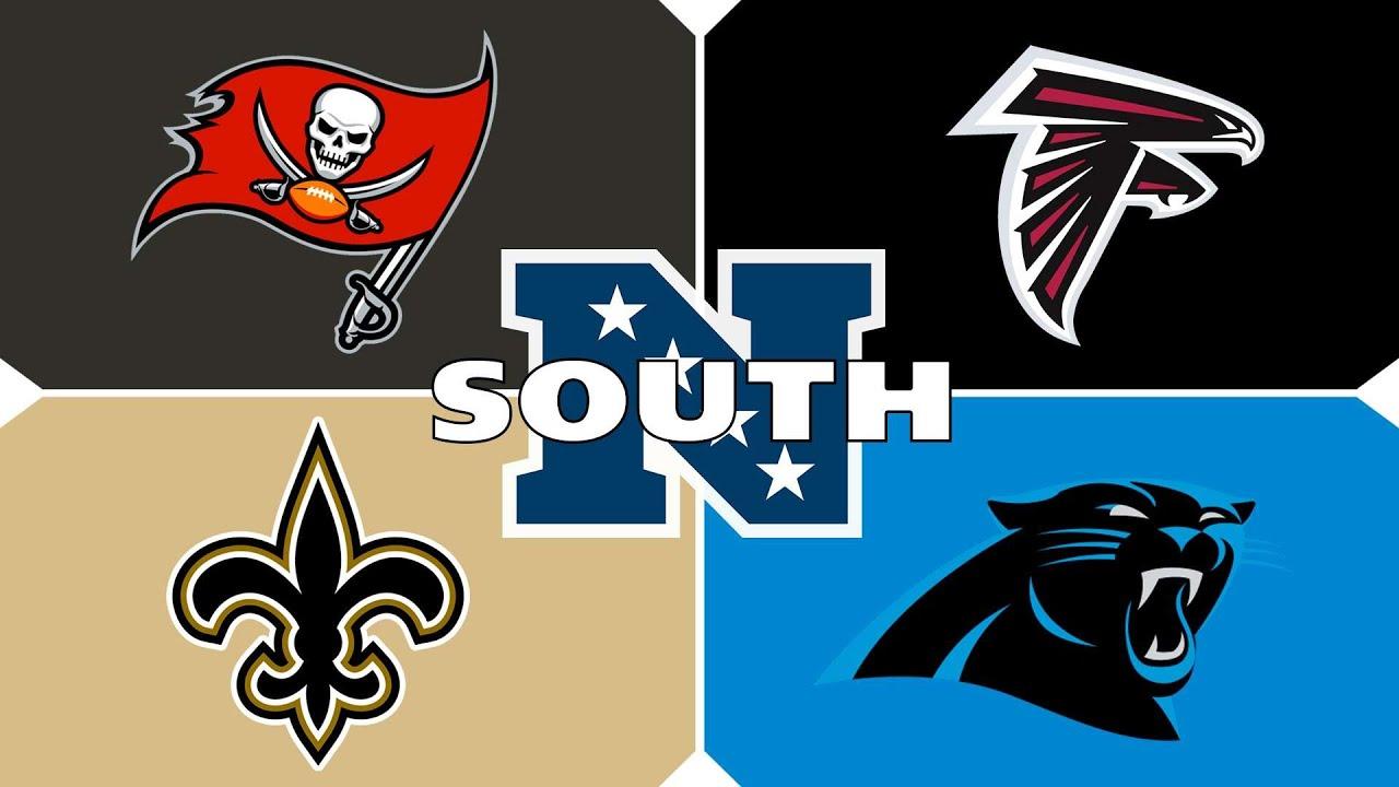 NFL Team Previews: NFC South - YouTube