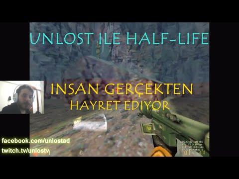 UNLOST ile Half Life | İnsan Gerçekten Hayret Ediyor