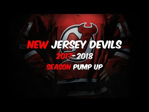New Jersey Devils 2017-2018 Season Pump Up