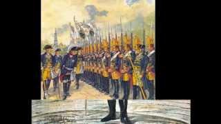 """Deutscher Militärmarsch """"Präsentiermarsch für Spielleute aus drei preußischen Grenadiermärschen"""""""