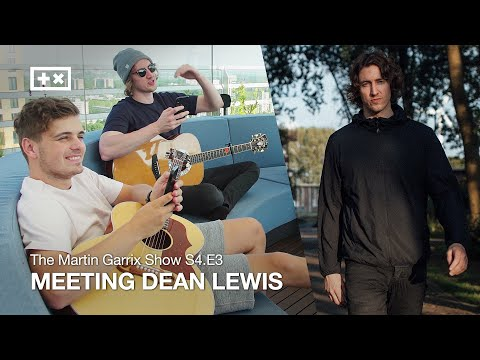 MEETING DEAN LEWIS