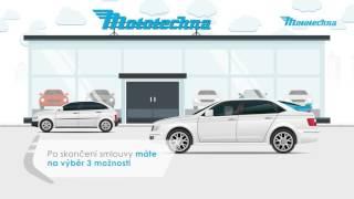 Mototechna Bumerang - nová služba financování vozu