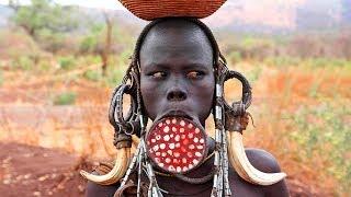 Такую Дикость Можно Увидеть Только в Африке!