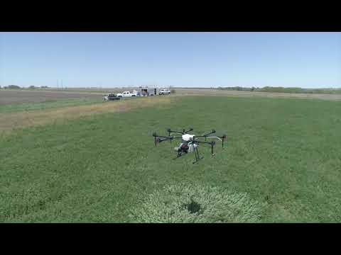 Rantizo Drone Application