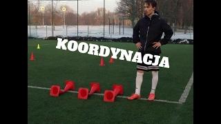 Trening koordynacji i zwinności piłkarskiej   IFT Polska