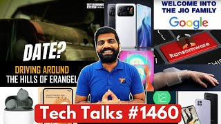Tech Talks#1460-BGMI New Teaser&Final Date、Jio 5G Phone、iPhone 13、Nord CE 5G、New iPad Pro