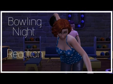 The Sims 4 Bowling Night Stuff | Initial Reaction |