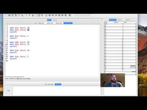 04 Generate Random Integers in MIPS