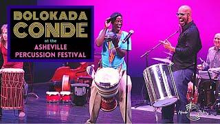 Asheville Percussion Festival …