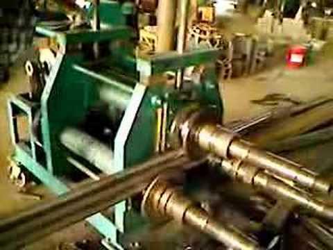 Bending Machine เครื่องดัด เหล็ก www.kthaicon.com