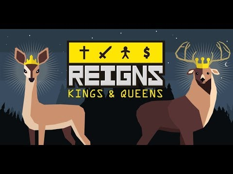 Reigns - Секрет выживания короля, который смог