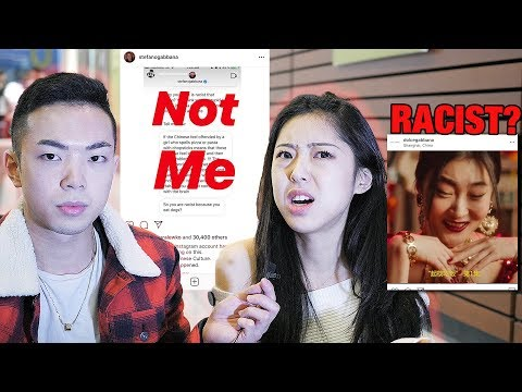 Chinese People React to the DOLCE and GABBANA SCANDAL *NEW UPDATES*