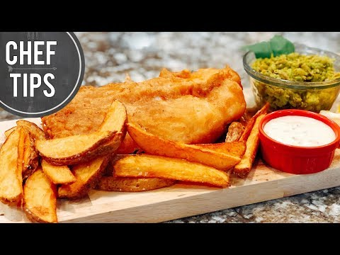Guinness Fish And Chips Recipe