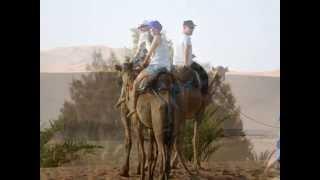 Compartir el desierto de la mano del pueblo amazigh...