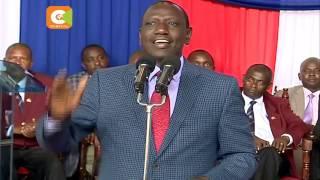 Take responsibility for NYS scandal, DP Ruto tells Waiguru