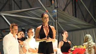 Cecilia Rodriguez al Mirano Summer Festival