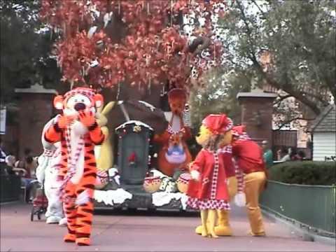 Mickey's Very Merry Christmas Parade @ Walt Disney World Magic Kingdom