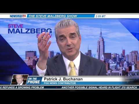 Patrick J. Buchanan -- Fox News contributor and former presidential candidate
