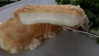Смачний сир, смажений сир / Жареный сыр
