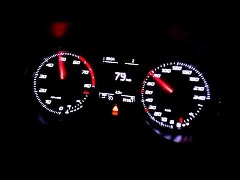 Seat Ibiza 1.0 tsi 110. Acceleration 0 - 125 kmh