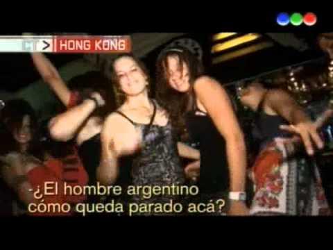 Clase Turista Hong Kong (Telefe) 04/08/2010 Parte 5 Javier Sola