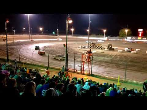 8/11/17 - Sycamore Speedway 6 Lap Spectator Oppo!