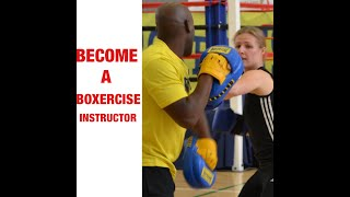 Repeat youtube video Boxercise Instructor Training Course Trailer