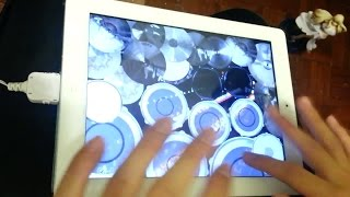 The MUST-WATCH IPad Drum Cover!!