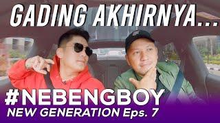 Download lagu AKHIRNYA GADING NGOBROL SAMA BOY TENTANG.... | #NebengBoyNewGeneration Eps. 8
