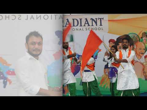 74th Independence  Day Celebration @THE RADIANT INTERNATIONAL SCHOOL