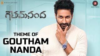 Gambar cover Theme of Goutham Nanda - Goutham Nanda | Gopichand | Thaman.S