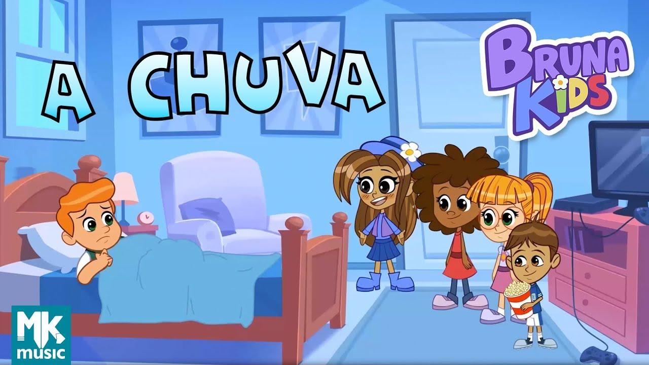 Bruna Kids - ⛈ A Chuva   Episódio 7   Bruna Karla