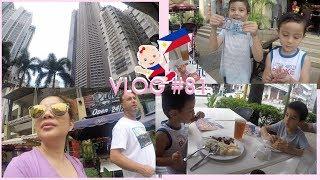 PHILIPPINES VLOG MANILA DAY 3    BREAKFAST SA GILID NG KALSADA   AAGA GUMISING + CLOSE PA ANG MALL