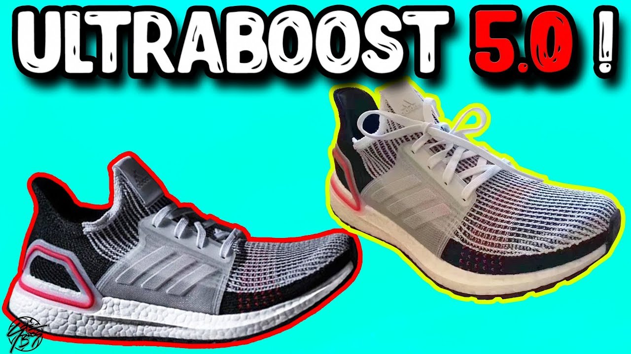 Adidas Ultraboost 5.0 LEAK! New REDESIGN Initial Thoughts!
