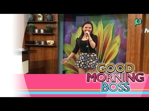 [Good Morning Boss] Performing Live: Anne Jazpher Raz [01|22|16]