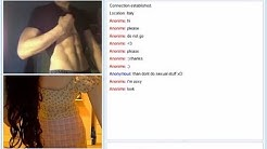 Trouble on Chatroulette