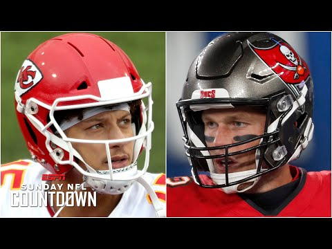Can Patrick Mahomes reach Tom Brady's level of success? | NFL Countdown
