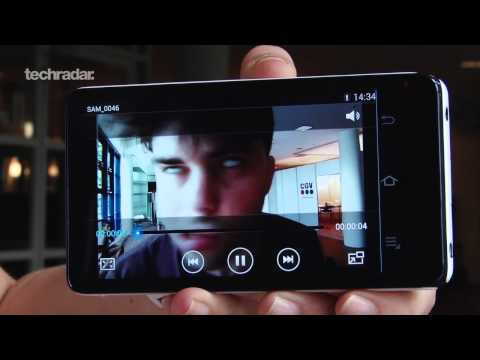 Samsung Galaxy Camera with Android Jelly Bean First Look Preview