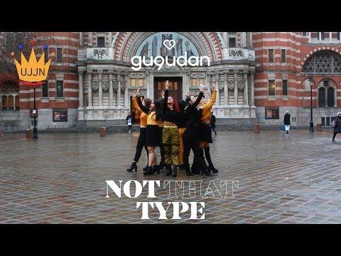 [UJJN] Gugudan (구구단) - Not That Type [KPOP IN PUBLIC] ft. AZIZA