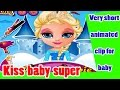 Barbie Lady In Red - Barbie Makeup And Dress Up Games For Girls - Kiss Baby Super