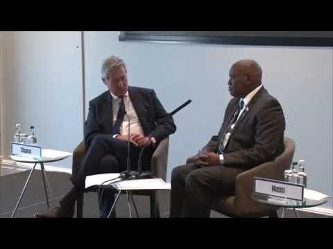 President Masisi of Botswana Addresses DR Congo Crisis
