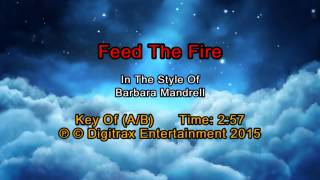 Watch Barbara Mandrell Feed The Fire video