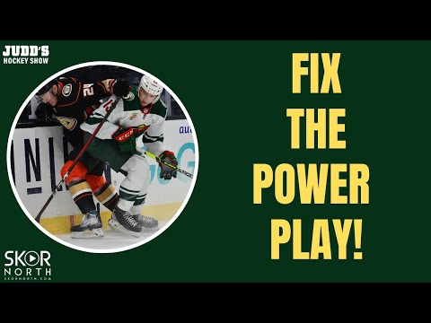 Minnesota Wild drop first game of the season to Anaheim Ducks - Judd's Hockey Show