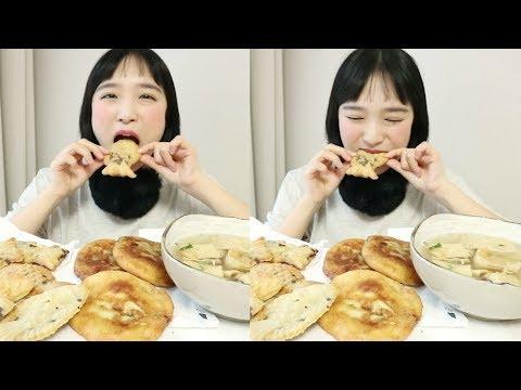 겨울간식 붕어빵, 호떡 먹방 _ 뜨끈한 어묵❄⛄겨울에 먹으면 더 맛있는 것들 :D