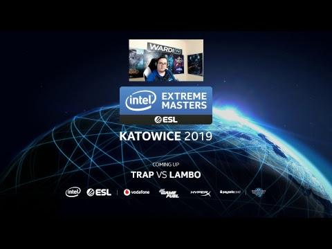 Live: IEM Katowice SC2 - Group Stage - Stream B